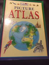 USED Picture Atlas of the World (Ladybird) PB ISBN 0721453791