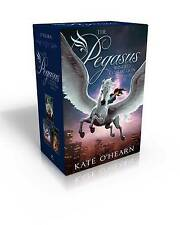 The Pegasus Winged Collection Books 1-3: The Flame of Olympus; Olympus at War; T