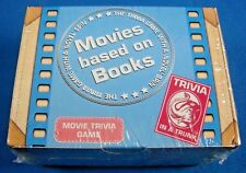 New Trivia In A Truck Movies Based On Books Game 200 Cards 800 Questions Fun