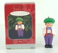 Hallmark Nutcracker Son Keepsake Christmas Ornament 1998 NIB Christmas Gift