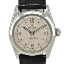 ROLEX Vintage Oyster Speed King 4220 Silver Dial Hand Winding Boys Watch I#98113