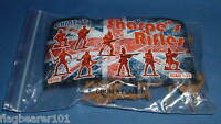 CHINTOYS cht001 SHARPE'S RIFLES 95th. BRITISH LIGHT INFANTRY 1/32 SCALE 55-60mm