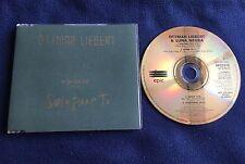 OTTMAR LIEBERT & LUNA NEGRA 4 TRACK CD PROMO