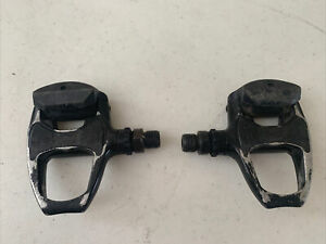 Shimano PD-R540 Light Action Road Pedals - Black - Used