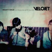 VELOJET - HEAVY GOLD AND THE GREAT RETURN OF THE STEREO CHOR   CD NEU