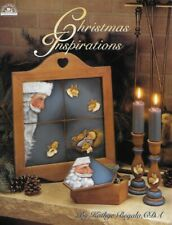 🎨Christmas Inspirations by Kathye Begala, Decorative Tole Painting Book