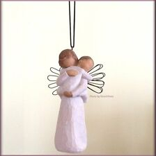 ANGEL'S EMBRACE ORNAMENT FROM WILLOW TREE® ANGELS  FREE U.S. SHIPPING