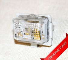 MERCEDES NUMBER LICENCE PLATE LIGHT A 2218200856 / C CL CLA CLS E S SL CLASS