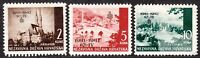 Stamp Croatia Sc 49-51 1942 WWII Germany 3rd Reich Independence Anniversary MNH