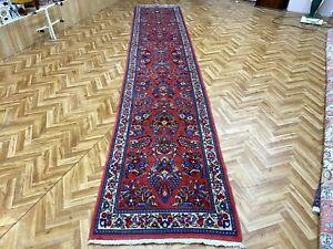 Orientteppich Perserteppich Teppich  Saruk 438x83 Luxus Pur