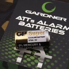 Gardner ATT avvisatori-ALLARME Batterie (3) / Accessori / Pesca Carpa