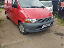 Toyota Hiace power van  2.5  Diesel **** Breaking ****