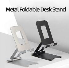 Universal Adjustable Foldable Cell Phone Tablet Desk Stand Holder Mount iPhone