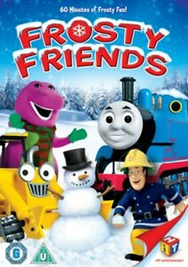 Hit Favourites: Frosty Friends DVD (2010) cert U Expertly Refurbished Product