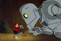 Iron Giant-Giant Education-Limited Edition Hand Painted Cel CM 1/1