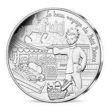 10 Euro Argent France 2016 Le beau Voyage du Petit Prince 9/24 Ag333
