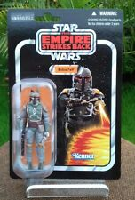 Star Wars Vintage Collection VC09 Boba Fett ESB 3.75 figure rare Japanese card