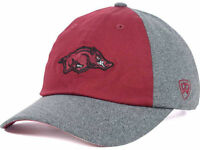 Arkansas Razorbacks TOW Women's Gem NCAA Logo 2 Tone Adjustable Cap Hat