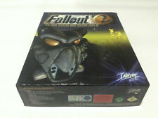 Fallout 2: A Post Nuclear Role Playing Game **Interplay** PC CD Big Box complete
