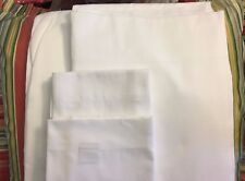 FRETTE Hotel King Sheet Set Luxurious 300 Thread Count Sateen Brand New
