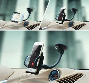 universal Car Phone Holder For GPS Mobile Phone Iphone Samsung Strong Quality