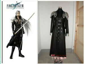 Final Fantasy 7/FF7 Sephiroth Cosplay Costume Custom