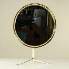 Tisch Schmink Spiegel Vereinigte Werkstätten München Vintage Mirror 50er 60er