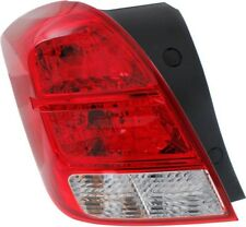 CHEVY TRAX 2013-2016 CHEVROLET LEFT DRIVER TAIL LIGHT REAR LAMP TAILLIGHT W/BULB