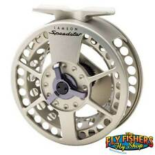 Lamson Speedster 4 10-11wt Champagne Fly Fishing Reel NEW - DISCOUNTED CLOSEOUT