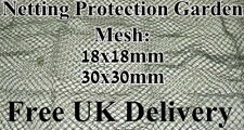 Netting Net Anti Bird Fruit Crop Garden Pond Agricultural Protection NOT PLASTIC