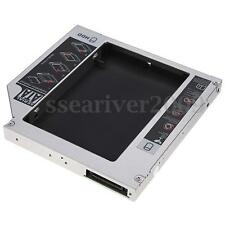 12.7mm IDE To SATA 2nd Hard Drive Caddy For Acer/Asus/Dell/Toshiba/Apple Laptop