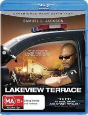 *New & Sealed* Lakeview Terrace (Blu-ray, 2009) Samuel L. Jackson (Region B AUS)