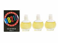 BEVERLY HILLS 90210 3 x 5 ml EDP Miniature Box Dmgd Women by Vapro International