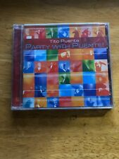 Tito Puente - Party with Tito [New CD]