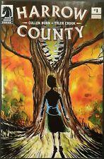Harrow County #1 Four Color variant - Cullen Bunn (Jeff Lemire cover)