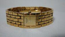 Women's Raymond Weil Geneve 18k  Gold plated Swiss Quartz watch 5886