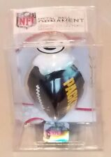 NFL Green Bay Packers Metal Football Bell Ornament Holiday Christmas Football