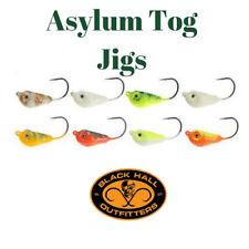 Asylum Jigs Blackfish Bugz Hand Painted Tautog Tog Fishing Jigs