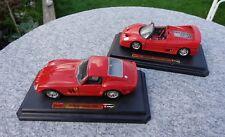 Ferrari F430 Coupe Gelb 2004-2009 1//24 Bburago Modell Auto mit oder ohne indiv..