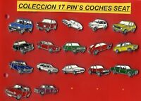 17 pins pin coches Seat ref.02