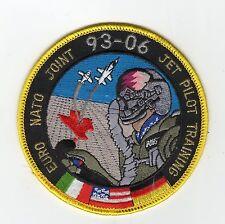93-06 Jet Pilot BC Patch Cat No M5864