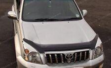 Toyota Land Cruiser Prado LC120 2003-2009 humo oscuro Bonnet Protectora para ()
