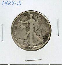 ***** Beautiful 1929-S Walking Liberty  Half Dollar******