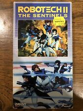 Robotech Ii The Sentinels Vhs Anime Sci-Fi Orion Home Video