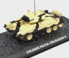 ATLAS ULTIMATE TANK COL 1/72 DIECAST BRITISH ARMY WWII CRUISER MKVIA CRUSADER II