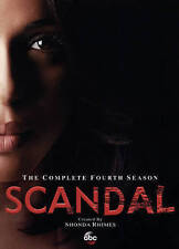 ** Scandal: Season 4 - used watched once, bought from Amazon.  Awesome enjoy! **