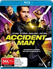 Accident Man  - BLU-RAY - NEW Region B