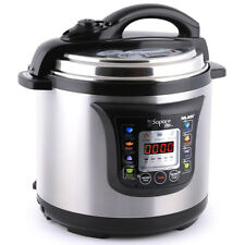 Palson 11-in-1 Electric Pressure Cooker 8 Litre LARGE Multi Cooker Pot 1200W
