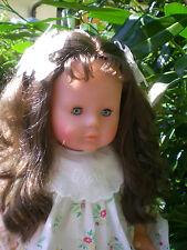 COROLLE poupée 60 cm 1984 Filles Avec 2x D'origine vêtements, de collection poupée, doll