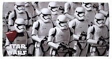 STAR WARS EPISODE 7 ORDER COTTON BEACH BATH TOWEL 75 x 150cm OFFICIAL LICENSED